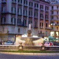 Fontana di teatro San Carlo